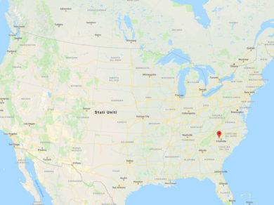 Pneumax USA mappa