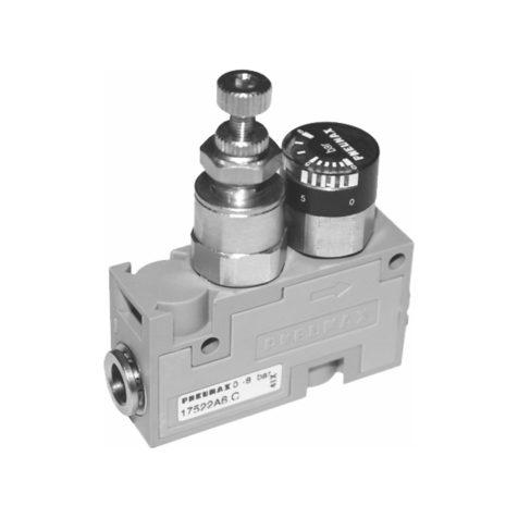 Riduttori di pressione miniaturizzati Serie 1750-1760