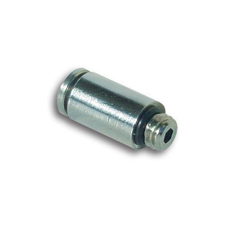 Diritto filetto cilindrico maschio con O-Ring