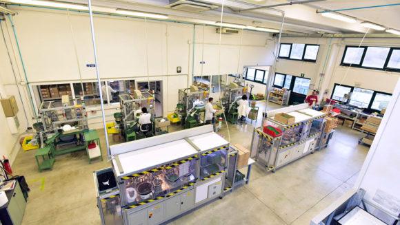 panoramica laboratorio Titan