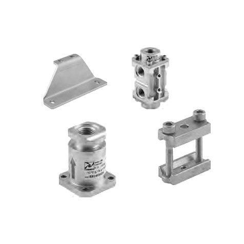 Accessori per Valvole serie Steel line