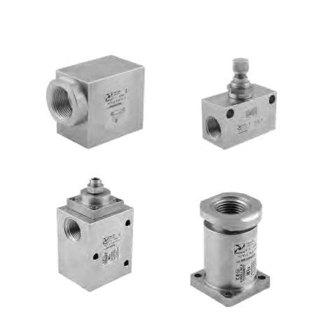 Accessori per Valvole serie Steel line 1/2