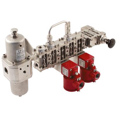 Configuratore manifold