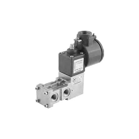 Steel line Process Solenoid Valves 1/4 NPT - For safe area with IP66 stainless steel