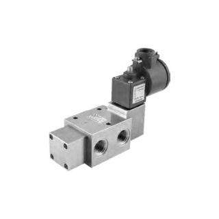 Steel line Process Solenoid Valves series 1/2 NPT - For safe area with IP66 stainless steel