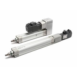 cilindri elettrici in parallelo