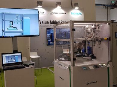 Pneumax Siemens Telmotor